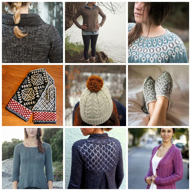 Knitting Make 9